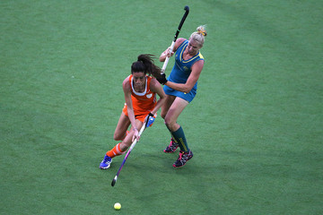 Naomi van AS Hockey World League Final Rosario 2015 - Day 8