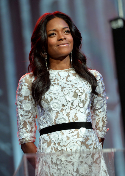 Naomie Harris - 25th Annual Palm Springs International Film Festival Awards Gala - Awards Presentation