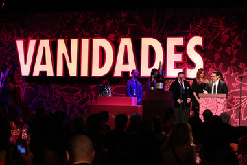 Narciso Rodriguez Moet & Chandon Toasts to the Vanidades Icons of Style