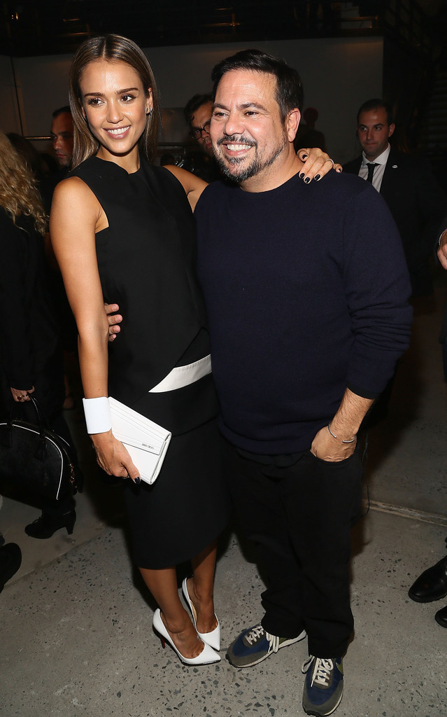 Jessica Alba And Narciso Rodriguez Photos Photos Zimbio