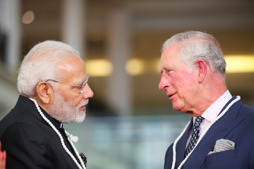 Narendra Modi CHOGM London 2018 - Day 3