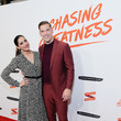 Nargis Fakhri Lewis Howes Documentary Live Premiere: Chasing Greatness
