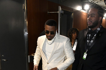 Nas 62nd Annual GRAMMY Awards – Backstage