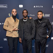 "Nas Pre-GRAMMY Gala and GRAMMY Salute to Industry Icons Honoring Sean ""Diddy"" Combs - Arrivals"