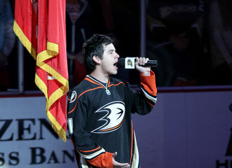 David Archuleta Nashville Predators v Anaheim Ducks - Game Five