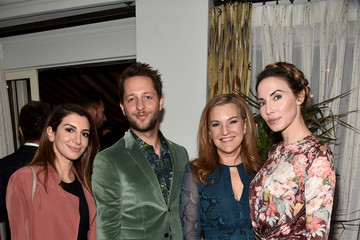 Nasim Pedrad  Burberry And Vanity Fair Celebrate Felicity Jones And The 2016 AMD British Academy Britannia Awards Presented By Jaguar Land Rover And American Airlines