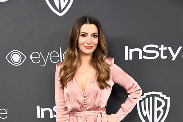 Nasim Pedrad  Warner Bros. Pictures and InStyle Host 18th Annual Post-Golden Globes Party - Arrivals