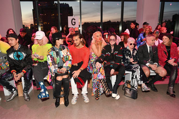 Nat Getty Libertine - Front Row - February 2018 - New York Fashion Week: The Shows