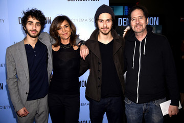 Nat Wolff Fox Searchlight Pictures With The Cinema Society Host A Screening of 'Demolition' - Arrivals
