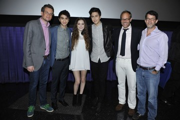 Nat Wolff 'The Fault in Our Stars' Screening in Atlanta