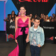Natalia Jimenez Univision's 'Premios Juventud' 2017 Celebrates the Hottest Musical Artists and Young Latinos Change-Makers - Arrivals