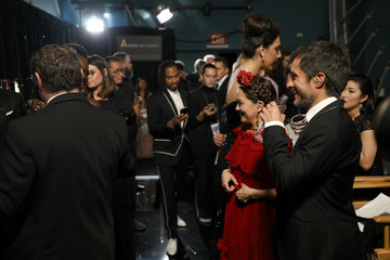Natalia Lafourcade 90th Annual Academy Awards - Backstage