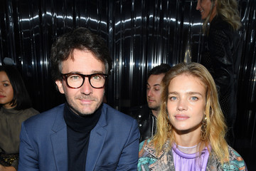 Natalia Vodianova Antoine Arnault Louis Vuitton: Front Row - Paris Fashion Week Womenswear Spring/Summer 2019