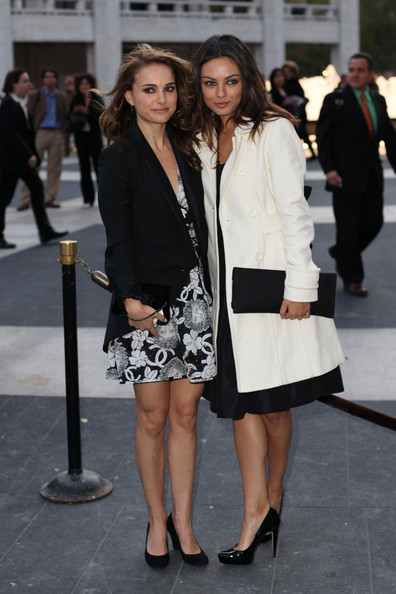 Mila Kunis and Natalie Portman
