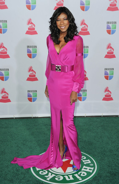 Natalie Cole - The 13th Annual Latin GRAMMY Awards - Arrivals