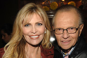 Larry King - Pop Culture Quiz - April 16