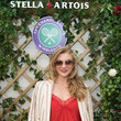 Natalie Dormer A Day At The Championships, Wimbledon With Stella Artois