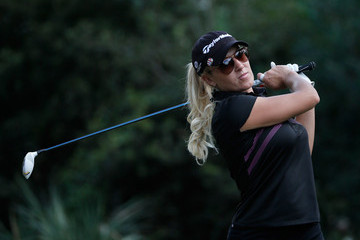 Natalie Gulbis CME Group Titleholders: Round 3