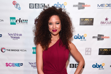 Natalie Gumede Screen Nation Film & Television Awards - Arrivals