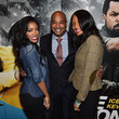 Natalie Hall 'Ride Along 2' Advance Screening with Castmembers Tika Sumpter, Sherri Shepherd and Producer Will Packer at Regal Atlantic Station