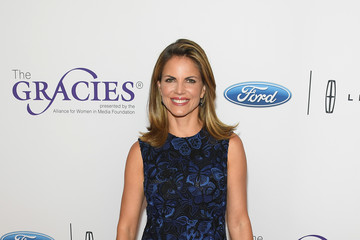 Natalie Morales 42nd Annual Gracie Awards - Arrivals