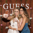 Natalie Pack GUESS 1981 Fragrance Launch