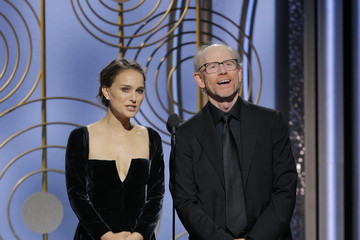 Natalie Portman 75th Annual Golden Globe Awards - Show