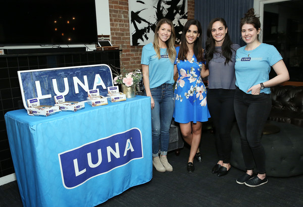 'I Feel Pretty' VIP Screening Brought To You By Luna Bar
