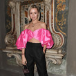 Nataly Osmann Vogue Yoox Challenge - The Future Of Responsible Fashion Dinner Event