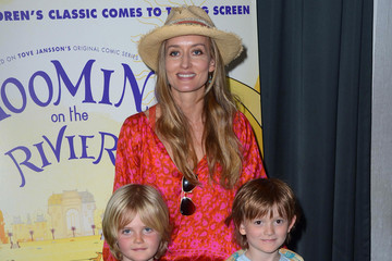 Natascha McElhone 'The Moomins On The Riviera' - Premiere - Red Carpet Arrivals