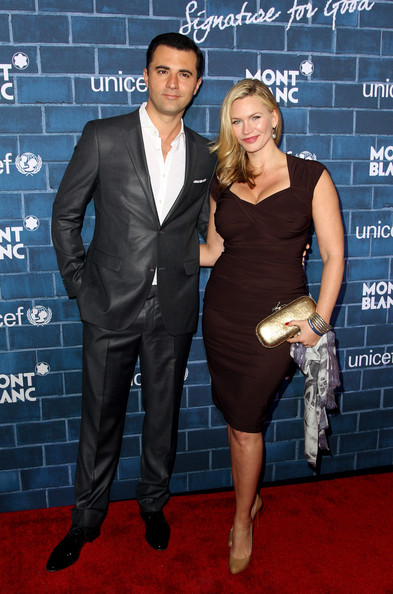 """Montblanc And UNICEF Celebrate The Launch Of Their New """"Signature For Good 2013"""" Initiative At A Pre-Oscar Charity Brunch With Special Guest Hilary Swank"""