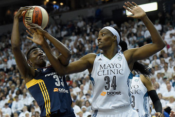 Natasha Howard 2015 WNBA Finals - Game Five