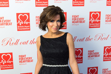 Natasha Kaplinsky British Heart Foundation: Roll Out the Red Ball