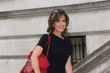 Natasha Kaplinsky Arrivals at Best of Britain's Creative Industries Reception