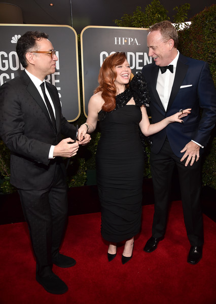 77th Annual Golden Globe Awards - Executive Arrivals