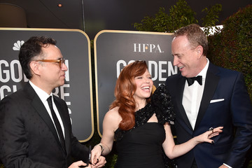 Natasha Lyonne Fred Armisen 77th Annual Golden Globe Awards - Executive Arrivals