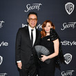 Natasha Lyonne 21st Annual Warner Bros. And InStyle Golden Globe After Party - Arrivals