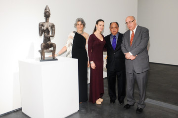 Natasha Marin LACMA's 2013 Collectors Committee - Gala Dinner
