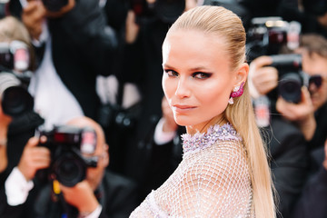 Natasha Poly 'Blackkklansman' Red Carpet Arrivals - The 71st Annual Cannes Film Festival
