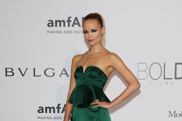 Natasha Poly Arrivals at the Cinema Against AIDS Gala