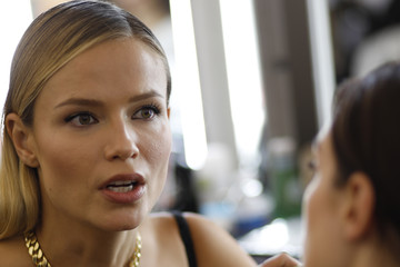 Natasha Poly Fashion for Relief - Backstage - The 70th Annual Cannes Film Festival