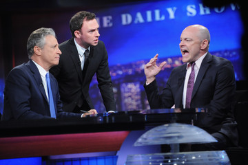Nate Corddry 'The Daily Show with Jon Stewart' #JonVoyage