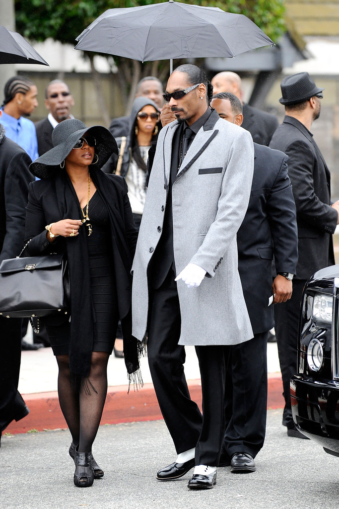 Nate Dogg Funeral Pictures (Snoop Dogg, Warren G, The Game ...