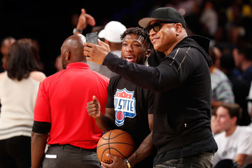 Nate Robinson Celebrities Attend The BIG3 Championship