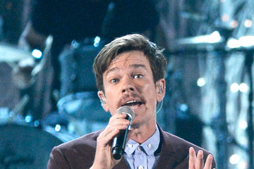 Nate Ruess The 56th Grammy Awards Show