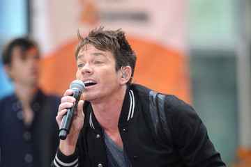 Nate Ruess Nate Ruess Performs on NBC's 'Today'