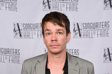 Nate Ruess Celebrities Smile at the Songwriters Hall of Fame 46th Annual Induction and Awards