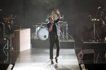 Nate Ruess Macy's Presents Fashion Front Row - Show