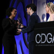 Nathalie Emmanuel Mindy Kaling Speaks At The 22nd Costume Designers Guild Awards (CDGA)