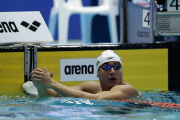 Nathan Adrian Pan Pacific Swimming Championships - Day 2